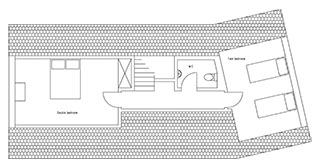 Buddle Barn First Floor Plan